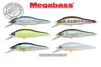 Megabass X-80 Trick Darter Jerkbait 3 1/8in 3/8oz - Pick