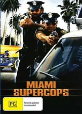 MIAMI SUPERCOPS - BUD SPENCER & TERENCE HILL - NEW DVD - FREE LOCAL POST