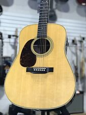 New Martin D-28 Left-Handed Acoustic w/OHSCase & Ship, Auth Deal D28L