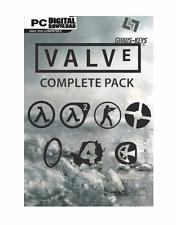 Valve Complete Pack Counter Strike Steam Pc Game Key Download [Blitzversand]