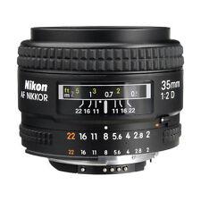 Nikon Wide Angle AF Nikkor 35mm f/2 D Autofocus Lens UU