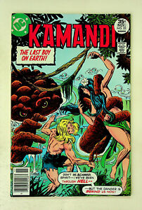 Kamandi #53 (Oct-Nov, 1977; DC) - Very Fine/Near Mint