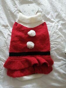 H&m Christmas pet jumper