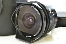 *Near Mint in Case* Minolta AF Fish-Eye 16mm F2.8 Lens for Sony A Mount Japan
