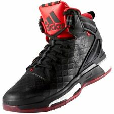 Adidas S84944 Performance D Rose 6 Boost Basketball Schuhe 50 2/3 US15 Black Red