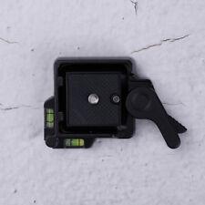 Clamp & quick release qr plate for tripod monopod ball head camera *tr