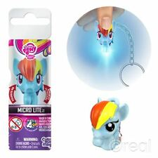 New My Little Pony Rainbow Dash Micro Lite SpotLite Torch Light Official