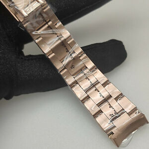 Stainless Steel Watch Strap 20mm Watchband for Green Water Ghost Submariner