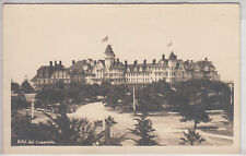 RPPC - Hotel del Coronado, CA - Panoramic View - early 1900s