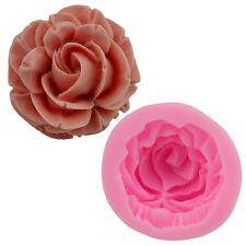3D Rose verzieren Werkzeuge Schneider Sugarcraft Fondant Kuchen Backform DE