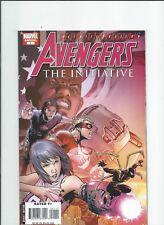 Marvel Comics The Avengers The Initiative Annual NM-/M 2007