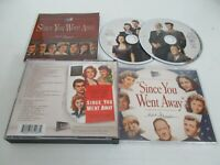 Max Steiner ‎– since You Went Away (Soundtrack) Fma / MS-119 2XCD Box