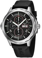 Ball Men's Engineer Master II Black Rubber Strap Automatic Watch CM3888D-P1J-BK
