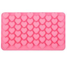 Eiswürfelform Eiswürfelschale aus Silikon Lustige Eiswürfel Herzen Love 55er