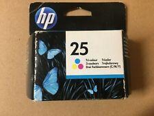 original HP Tintenpatrone HP25 Color 51625AE 10/2011 mit Rechnung