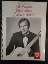 THE COMPLETE CHET ATKINS GUITAR METHOD, Mel Bay, 1982