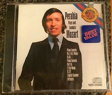 Perahia Plays and Conducts Mozart Brand New Factory Sealed! FREE SHIPPING!
