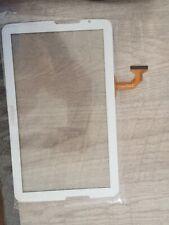 """Ecran Tactile Digitizer Pour Tablette 10"""" T-177 Blanc"""