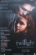 TWILIGHT SOUNDTRACK POSTER (A16)