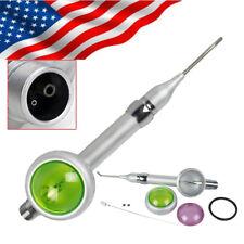 Dental Air Flow Teeth Polishing Polisher Handpiece Hygiene Prophy Jet 2 Holes H2