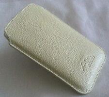 ASSEM echt Leder Handy Tasche Hülle Etui case cover HP Elite x3