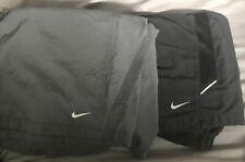 2 Pairs Mens Nike DriFit Running XL Shorts Black And Grey Athletic Exercise Fit