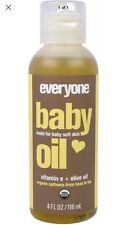 Everyone Baby Oil, Eo Products, 4 oz
