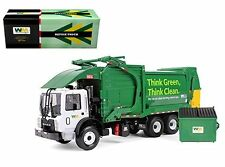 FIRST GEAR 1:34 WASTE MANAGEMENT MACK TERRAPRO FEL CNrG REFUSE FRONT-END LOADER