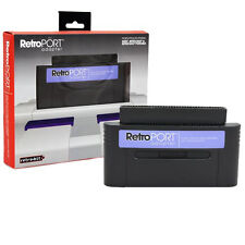 RetroPort NES to SNES Cartridge Adapter for Nintendo SNES / 16-bit Consoles New