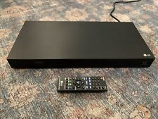 LG UBK90 4K Ultra-HD Blu-ray Player with Dolby Vision w/ Remote, Fast Shipping