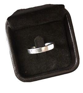 Palladium 950 Mens Wedding Ring