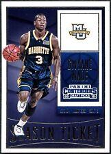 Dwayne Wade #31 Panini Contenders Draft Picks 2015 Basketball Card (C2449)