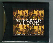 Miles Davis-Gil Evans SESSIONS Box 6 CD Set SEALED!