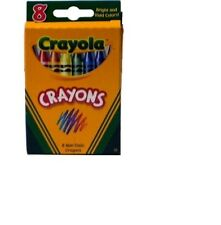 48 Packs Crayola Crayons 8s
