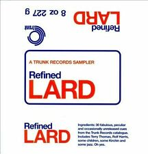 Refined Lard: A Trunk Records Sampler by Various Artists (CD, Sep-2012, Trunk)