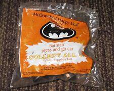 1991 Batman McDonalds Happy Meal Toy Press and Go Car