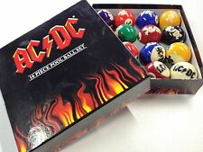 ACDC Acca Dacca Pool Snooker Billiard Table Balls Birthday Fathers Man Cave GIFT