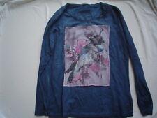 WI 13/14 - Camisa, azul vaquero V. García talla 152 -164