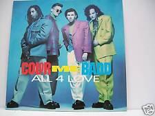 "12"" Vinyl Single, All 4 Love by Color Me Badd"