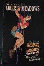 Liberty Meadows #9 NM 1st Print 2000 Frank Cho's HTF Insight Studios Group