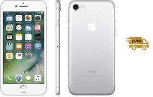 iPhone 7 32GB Grado A++ SILVER Opaco Ricondizionato Rigenerato Originale Apple