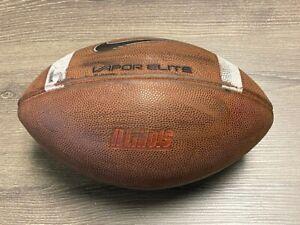 Illinois Fighting Illini Game Used Nike Vapor Elite NCAA Football University