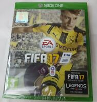 FIFA 17 XBOX ONE BRAND NEW AND FACTORY SEALED FAST FREE SHIPMENT