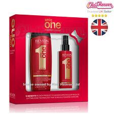 Revlon Uniq One Original Red Hair Treatment and Shampoo Gift Set Full Sizes