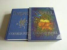 Inkspell (Inkheart Trilogy) by Cornelia Funke SIGNED LIMITED Edition RARE!!