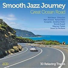 Smooth Jazz Journey: Great Ocean Road - Various (NEW 2CD)