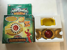Power Rangers wildforce battlizer buckle morpher with box vintage toy cos play