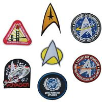 Star Trek Iron On Patches Various Styles Iron On Patch Sew On Transfer StarTrek