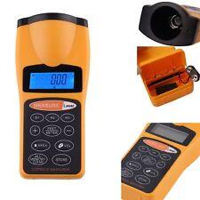 LCD Laser Messer Distanzmesser Lasermessgerät Entfernungsmesser Ultraschall