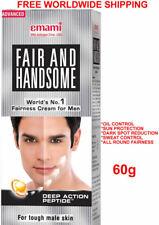 EMAMI FAIR AND HANDSOME FAIRNESS LIGHTENING CREAM FOR MEN 60g
